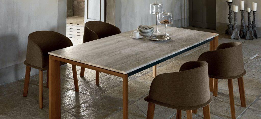 Cleo Teak | design - Marco Acerbis | Talenti 05