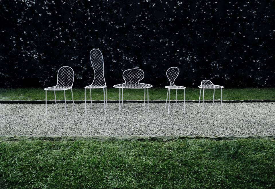 Family Chair | design - Design Junya Ishigami | Living Divani Outdoor